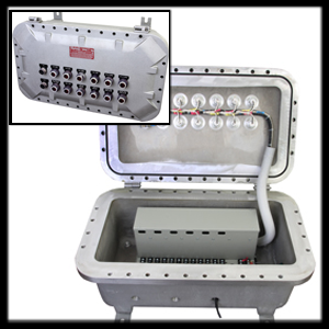 X9 Explosion Proof Annunciator
